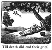 Til death did end their grief
